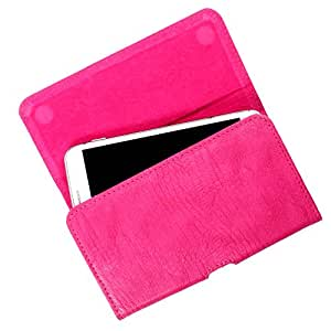 Dooda PU Leather Flip Pouch Case For XOLO Play 8X 1200
