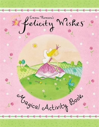 Magical Activity Book (Felicity Wishes)