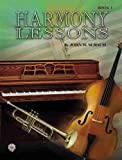 Harmony Lessons, Bk 1: Note Speller 3 (Schaum Method Supplement) (075798133X) by Schaum, John W.