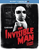 The Invisible Man [Blu-ray + UltraViolet] (Bilingual)