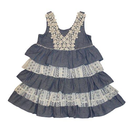 Smocked Childrens Dresses front-142588