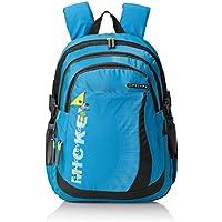 "Mickey Mouse Nylon Children's Backpack (GT 1503 - 17""-BLUE)"