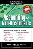 img - for Accounting for Non-Accountants, 3E: The Fast and Easy Way to Learn the Basics (Quick Start Your Business) by Label, Wayne (January 1, 2013) Paperback book / textbook / text book