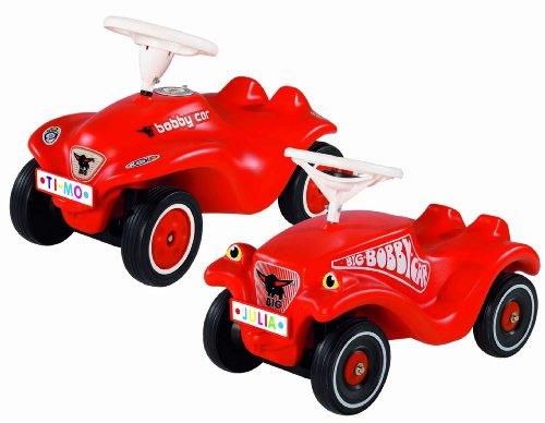 Imagen principal de BRUDER 800001262 juguete de montar - juguetes de montar (13 cm, 7 cm) Rojo, Color blanco