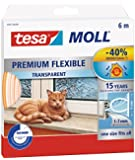 Tesa 05417-00200-00 Tesamoll Premium Ruban isolation Transparent