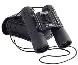 Coleman 10x25 Binoculars (Black)