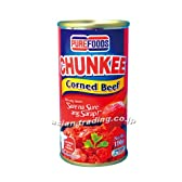 PUREFOODS CHUNKEE CORNED BEEF ピュアフーズ チャンキー コーンビーフ 190g