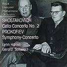 Shostakovich: Cello Concerto No. 2 / Prokofiev: Symphony-Concerto