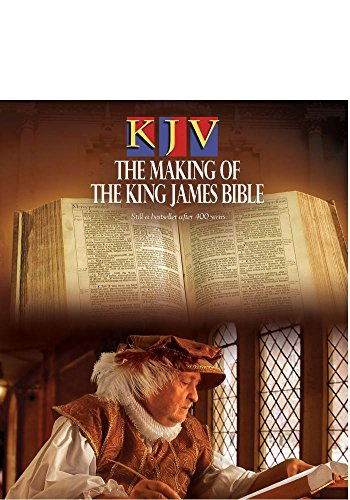 KJV: The Making of the King James Bible [Blu-ray]
