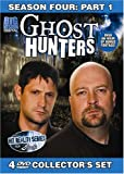 Ghost Hunters: Season 4 - Pt 1 (4-Disc Collector's Set)