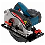 Silverline 285873 Silverstorm Circular Saw with Laser Guide, 1300