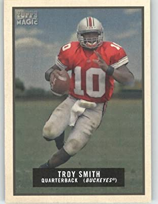 Troy Smith - Ohio State - Baltimore Ravens - 2009 Topps Magic NFL Trading Card