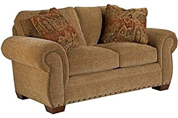 Broyhill Cambridge Loveseat - 5054-1Q1(Fabric 8298-12E/8296-79P)