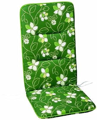 BEST 05201262 Sesselauflage hoch 120 x 50 x 6 cm von BEST auf Gartenmöbel von Du und Dein Garten