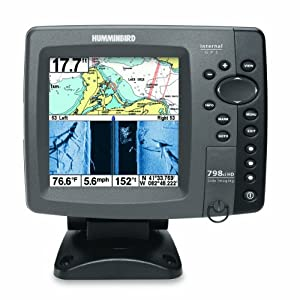 Humminbird 798ci HD SI Combo Fishfinder and GPS (Discontinued by Manufacturer) by Humminbird