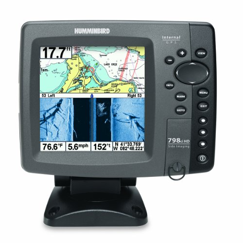 Humminbird fishfinder humminbird 407970 1 798ci hd si for Humminbird fish finder