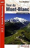 echange, troc FFRandonnée - Tour du Mont-Blanc