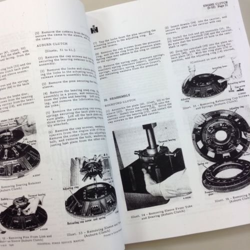 IHC Service Manual