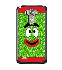 PrintDhaba Cartoon D-4741 Back Case Cover for LG G3 (Multi-Coloured)