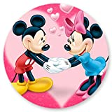 FurnishFantasy minie and micky Fridge Magnet