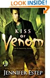 Kiss of Venom (Elemental Assassin series Book 9)