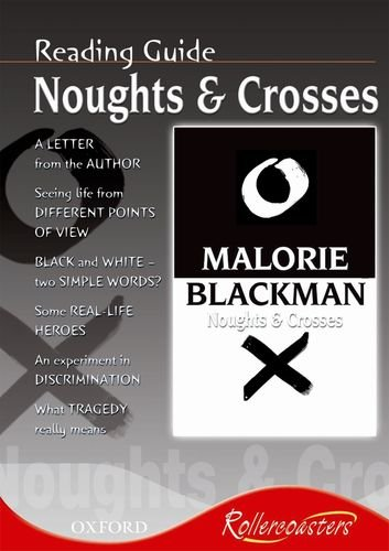 Noughts & Crosses Reading Guide (Rollercoasters)