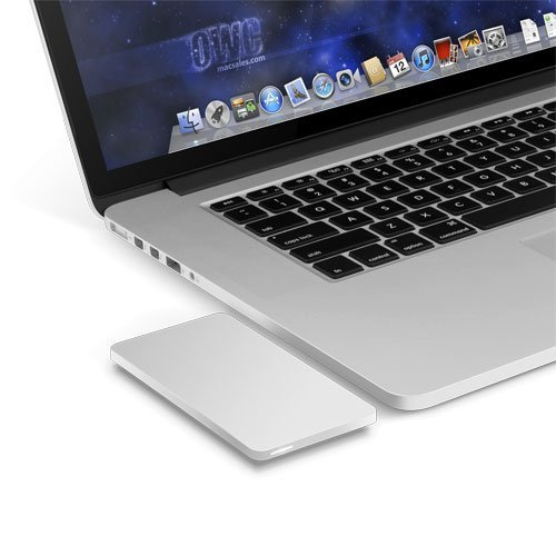 OWC Envoy Pro Portable Bus-Powered USB 3.0 Enclosure for 2012-Early 2013 MacBook...