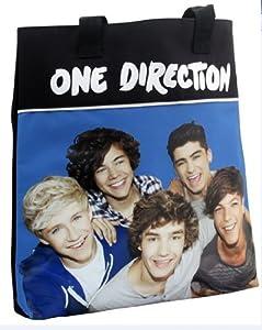 One Direction 1d Shoulder Bag Blue by Global