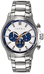 Esprit ES Mathias Analog Multicolor Dial Mens Watch - ES108251006