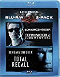 Terminator 2: Judgment Day / Total Recall (Two-Pack) [Blu-ray]