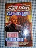 Star Trek - The Next Generation - The Captain's Table - Book 2 of 6 (067101465X) by MICHAEL JAN FRIEDMAN
