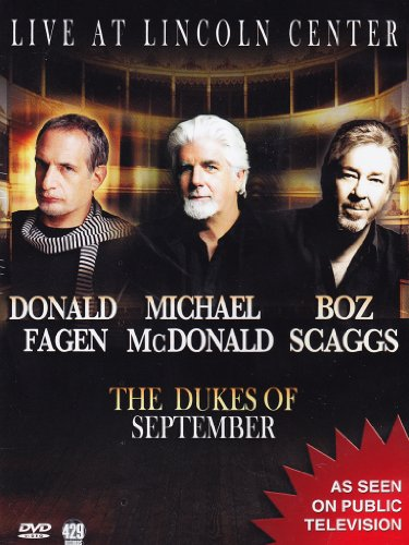 The Dukes Of September: Live [DVD] [2014]