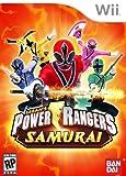 Power Rangers Samurai on Nintendo Wii