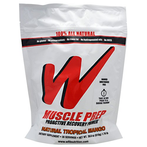 Weider Health And Fitness Muscle Prep