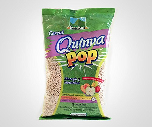 quinoa pop natural 100gglutenfree food beverages