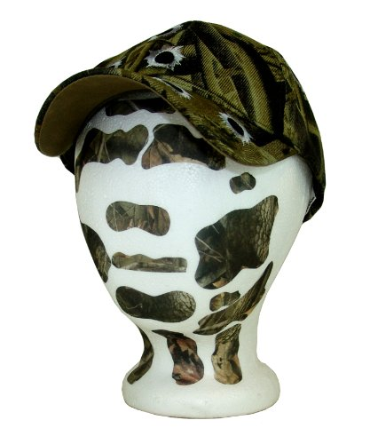FaceAway Stick-On Peel-Off FACE CAMOUFLAGE - RealTree Hardwoods