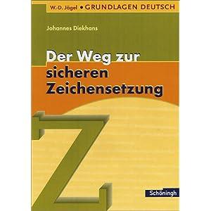 eBook Cover für  W D J xE4 gel Grundlagen Deutsch Grundlagen Deutsch Der Weg zur sicheren Zeichensetzung RSR 2006