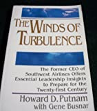 img - for The Winds of Turbulence: A CEO's Reflections on Surviving and Thriving on the Cutting Edge of Corporate Crisis book / textbook / text book