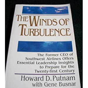 The Winds of Turbulence: A CEO's Reflections on Surviving and Thriving on the Cutting Edge of Corporate Crisis