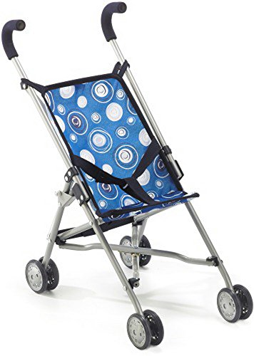 mini-doll-buggy-roma-blue-57-cm-1-piece