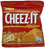 Cheez-It Crackers, Original, 1.5-Ounce Packages (Pack of 36)