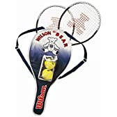 Wilson()  BEAR RACKET SET T6164E