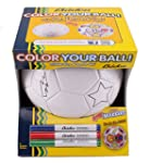 Baden Color Your Own Soccer Ball, Whi...