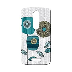 BLUEDIO Designer Printed Back case cover for Motorola Moto X3 (3rd Generation) - G5914