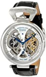 Stuhrling Original Men's 127A2.33152 Analog Display Automatic Self Wind Black Watch
