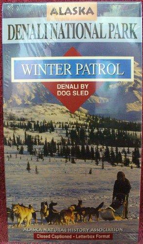 Alaska Denali National Park, Winter Patrol, Denali by Dog Sled