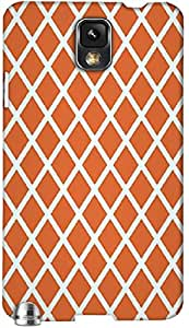 Timpax protective Armor Hard Bumper Back Case Cover. Multicolor printed on 3 Dimensional case with latest & finest graphic design art. Compatible with Samsung Galaxy Note 3 / N9000 Design No : TDZ-22970