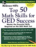 img - for McGraw -Hill's Top 50 Math Skills For GED Success book / textbook / text book