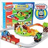 Skrou Rail Thomas and Friends Track Train Railway of Assembling Educational/Intelligent Toy for Kids Sizeï¼60*55*14cm