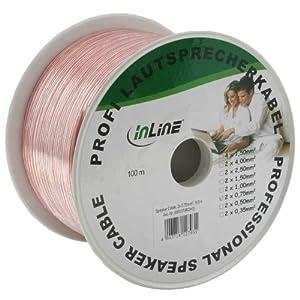 InLine Speaker Cable 100 m